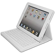 Adesso Wkb-2000Cw Compagno 2 Bluetooth 3.0 KyBrd Carrying Case Ipad