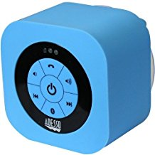 Adesso Xtreams1L Blue Waterproof Bluetooth Speaker Xtreams1L Portable