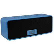 Adesso Xtreams2L Xtream S2L Portable Bluetooth Speaker Blue
