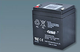 Altronix Bt124 Lead Acid Battery 4Ah Dimension