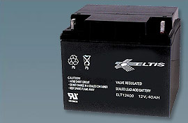 Altronix Bt1240 Lead Acid Battery 40Ah