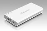 Aluratek Apb14F Dual USB 12000 mAh Portable Battery Charger