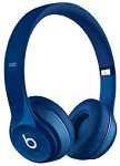 Beats By Dr Dre Solo2Blu On Ear Headphone Blue