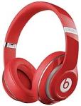 Beats By Dr Dre Studiored Over Ear Headphone Red