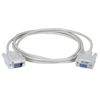 Black Box Bc05000-0006-Mm Db25 Serial Null-Modem Cable Db25 Male (3pack)