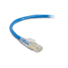 Black Box Eyn556Ms-0100 Cat5 Solid-Conductor Patch Cable PVC