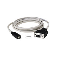 Black Box Evmps03-0003-Mm 6-Pin Mini Din Cable Cl2 Male Male 3