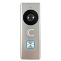 Clare Controls Wi-Fi Video Doorbell With 16Gb Video Card