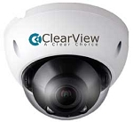 Clearview Ip92 3 MP IP Dome Outdoor Camera