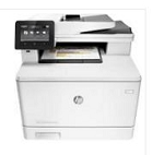 HP Cf081Ar Laserjet Enterprise 500 Color Printer M551N 32 32Ppm 1200