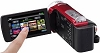 JVC Gz-Ex310Rusm Red Digital Camcorder
