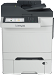 Lexmark 28Et550 Cx510Dhe Multifunction Printer TAA Sch 70 Lv