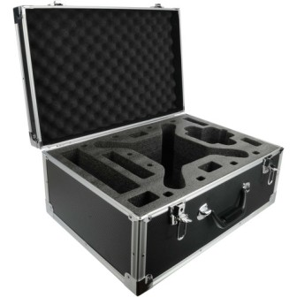 Mizco DA-Dj3-Almcs Re-Fuel Aluminum Carrying Case DJI Phantom 3 Quadcopter by Mizco