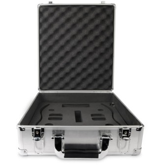 Mizco DA-Pbbalmcs Re-Fuel Aluminum Carrying Case Parrot Bebop Drone