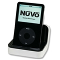 Nuvo Nv-Rips Remote Nuvodock Ipod System