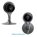 Nest NC1103US Nest Camera Nc1103Es Nest Cam Anthracite Indoor Camera