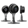 Nest Nc1104Us Nest Cam (3-Pack) Single Home Bundle