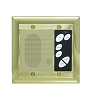On Q Legrand lyriQ Legrand F7641-Sb Intercom Patio Unit