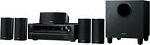 Onkyo Hts3700 5.1 Home Theater System