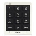 Qolsys Qs-1311-P01 Iq Pin Pad Wireless Wall Fob