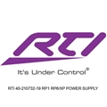 RTI Remote 40-210741-19 Rp1 Rp6/Xp PS 12V 1Amp