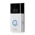 Ring RVD2 Video Doorbell 2 1080P Satin Nick & Brnz Quick Release Batt