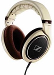 Sennheiser Hd598 Over Ear Headphone Beige Wood