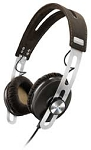 Sennheiser M2Oeibrown On Ear Ios Headphone Brown
