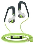 Sennheiser Ocx686G In Ear Sports Android Headphone Green