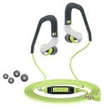 Sennheiser Ocx686I In Ear Sports Ios Headphone Green