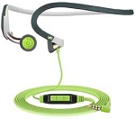 Sennheiser Pmx686G In Ear Sports Android Headphone Green