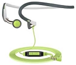 Sennheiser Pmx686I In Ear Sports Ios Headphone Green