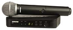 Shure Blx24Pg58J10 Wireless Handheld Microphone System