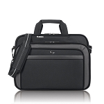 Solo Cla314-4 Pro EMPIRE BRIEFCASE Fully padded 17.3