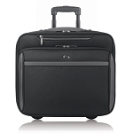 Solo Cla902-4 Pro Rolling Overnighter Case Removable fully padded 16