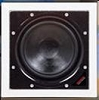 Speakercraft Asm90920 8.2Bas Subwoofer Metal Grill Subwoofers