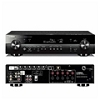 Yamaha R-Xs601Bl Av Receiver 5.1 Slim And Compact