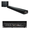 Yamaha Yas706Bl Musiccast Sound Bar W/Wireless Sub