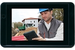 "AAEON 7"" Rugged Tablet Arm-Based Android 7In Tft Lcd Dc12V Pct 1Gb Ram 16"