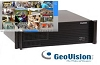 Geovision 94-Np502-16A U 4U Rackmount Hot Swap 2 4 8 Swappable Bay Intel I5 8Gb Ram DVR Burner 500