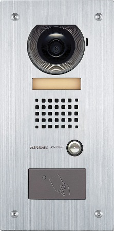 AiPhone Ax-Dvf-P Video Door W-Hid Proxpoint & Card Reader
