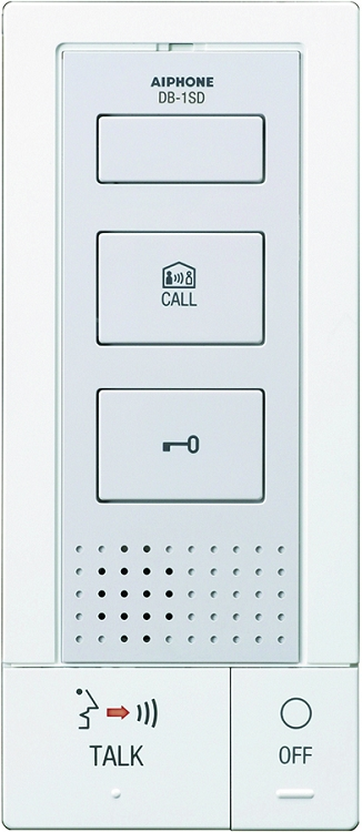 AiPhone Db-1Sd Hands-Free Sub Master Station