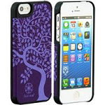 Allsop 30780 iPhone 5 Fabric Case-Tree of Life