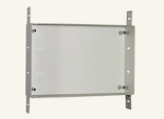 AMX Cb-Msa-10 Rough-In Box Cover Plate 10.1 Wall Mount Modero Notebook Touch Panel Fg2265-08
