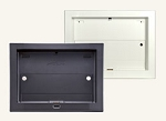 AMX Fg5967-13 Mvp-Wds-9 Wall Flush Mount Docking Station 9 Modero Touch Panels Gloss