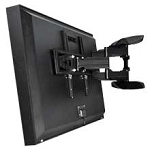 Apollo Awm407 Articulating Dual Arm Wall Mount