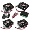 ATM 00-202-02 Sys 2 Kit W/4 Fans & Thermal Control
