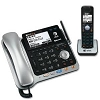 AT&T Tl86109 2-Line Corded-Cordless Answering System