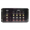 Calrad Z-1X4 Composite Analog Audio Distributor 40-936B