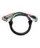 Calrad Rgb Video Cable 5 Bnc Male-Male 55611250